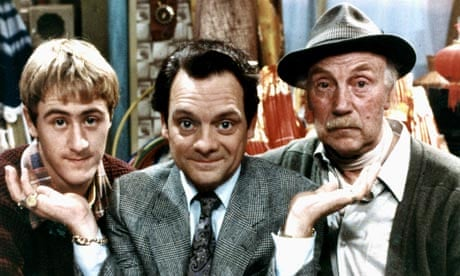 Del and Rodney Smash the Chandelier - Only Fools and