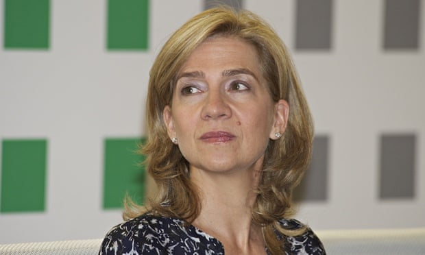 Princess Cristina of Spain