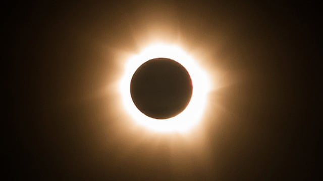Solar eclipses | Science | The Guardian
