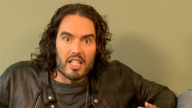 Russell Brand: cancelling debt for ordinary people 'not impossible' - video...
