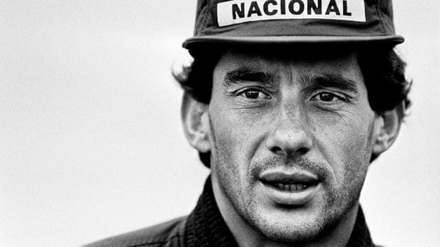 Ayrton Senna o idolo Brasileiro