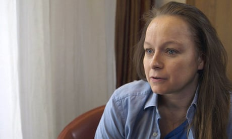 Samantha Morton: I was sexually abused as a child in care homes – video interview | Society | The Guardian - Samantha-Morton-interview-025