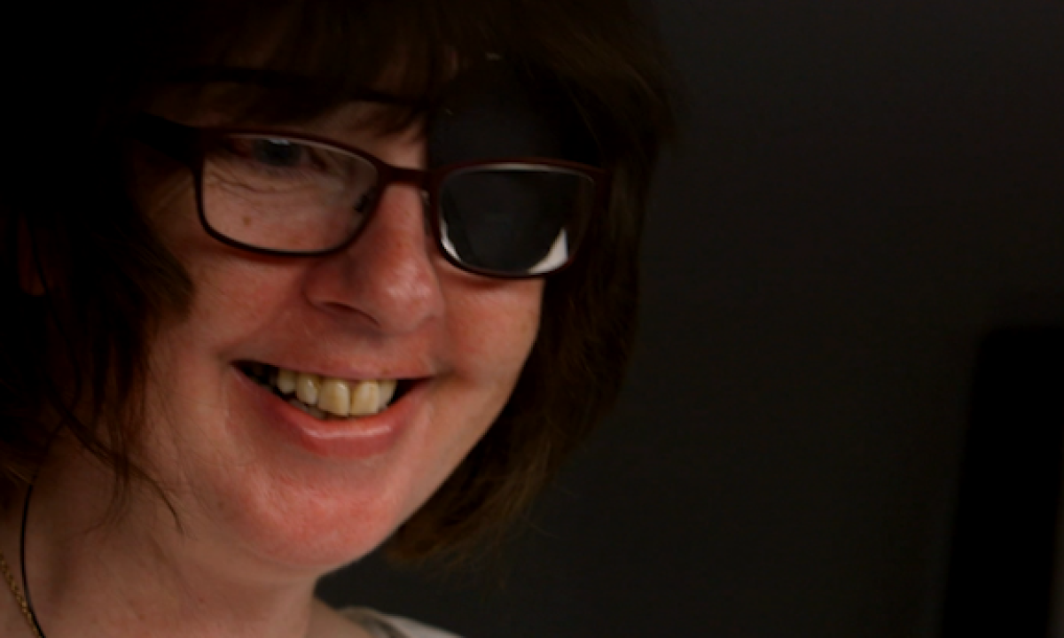 Bionic eye helps woman see for first time in six years