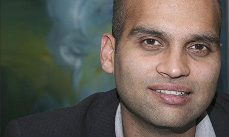 <b>Aravind Adiga</b> makes his debut ... again - adig460