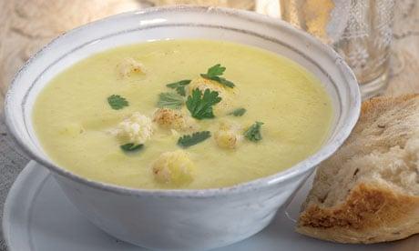 Spiced Carrot Cauliflower Soup Recipes — Dishmaps