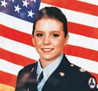 Military rape: Kate Weber