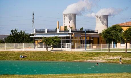 Nuclear Energy Power Plant Nuclear Power Plant