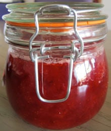 How to make perfect strawberry jam | Life and style | The Guardian