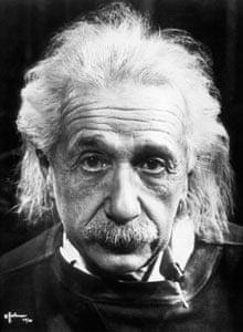 Albert Einstein - do something