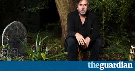 tim burton essays