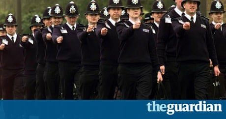 the quality training and skills of police officers