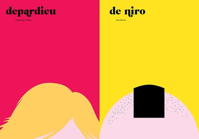Paris V. New York: depardieu / de niro
