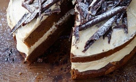 Coffee mocha cake: A great coffee cake with an added chocolate kick ...