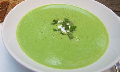 Summer Pea Soup Recipes — Dishmaps
