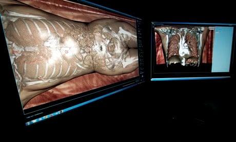 Centro de la autopsia digital en Sheffield