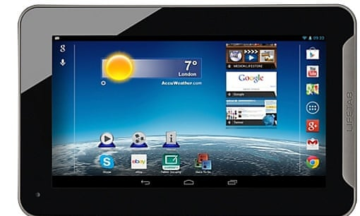 technology aldi tablet review medion lifetab android