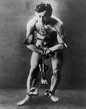 10 best: Harry Houdini