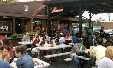 Central BBQ, Memphis