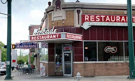 Arcade Restaurant, Memphis
