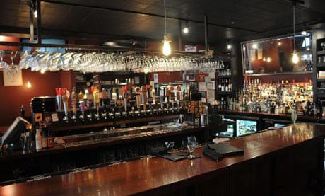 Top 10 bars and pubs in boston travel the guardian