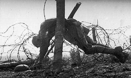 World war 1 trench warfare essay