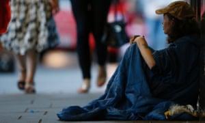 homeless street invest