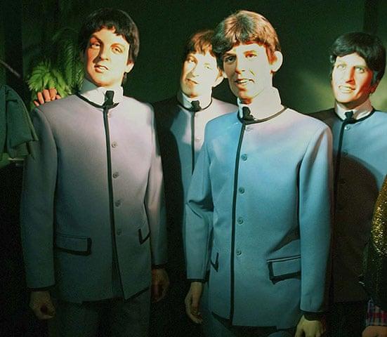 The Beatles Polska: Woskowi Beatlesi w rankingu najgorszych atrakcji turystycznych na świecie