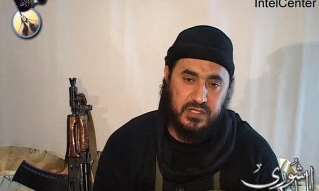 Al-Qaida in Iraq leader Abu Musab al-Zarqawi
