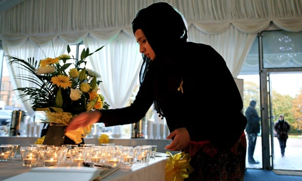 Multi-faith celebration pays tribute to British aid worker Alan Henning
