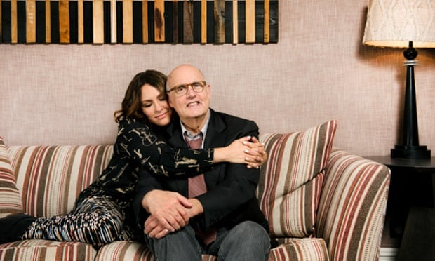 Transparent actor Jeffrey Tambor and director Jill Soloway.