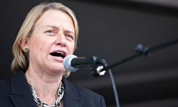 'We are deadly serious about taking legal action,' said Natalie Bennett, leader of the Green party. Photograph: Mark Kerrison/ Mark Kerrison/Demotix/Corbis - Natalie-Bennett-012