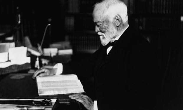 Andrew carnegie essay on wealth written in 1889