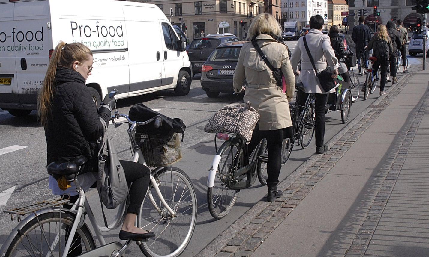 Учимся у Копенгагена: больше инноваций, меньше лайкры