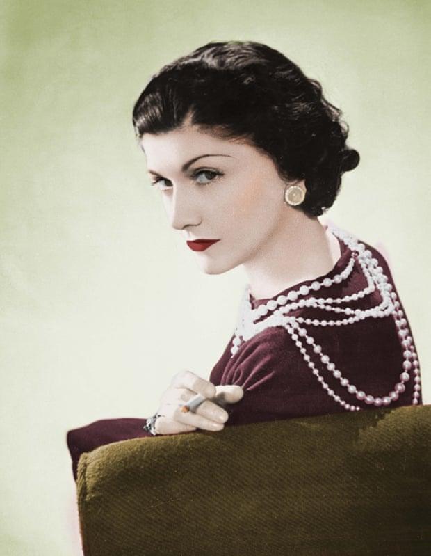Коко Шанель 1936