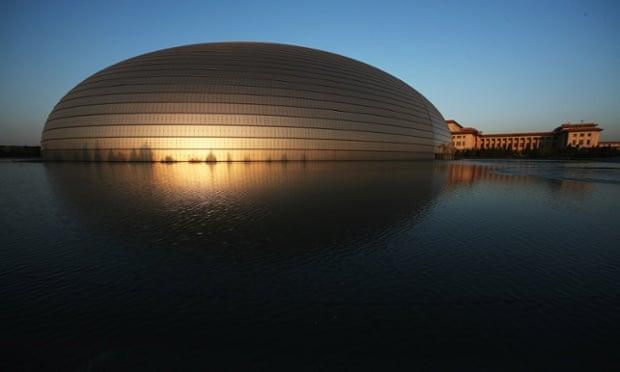 National Grand Theatre, Beijing