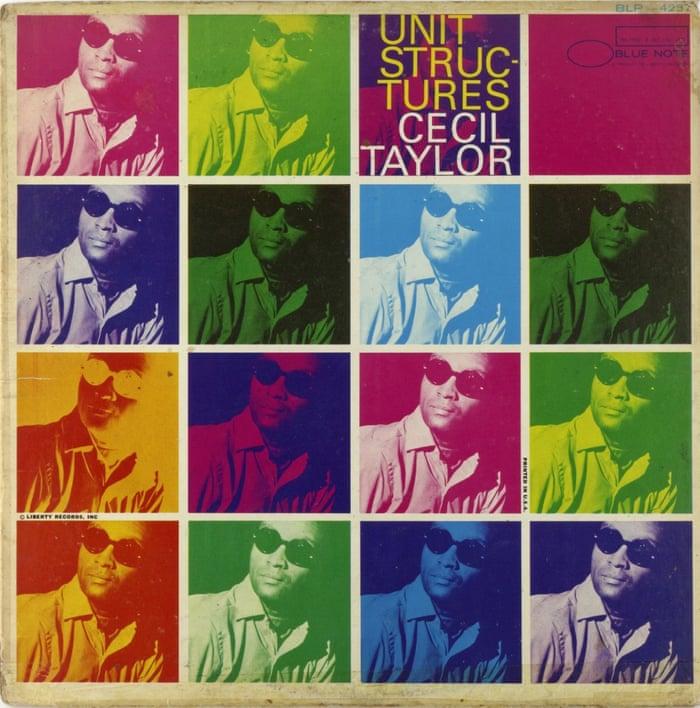 Cecil Taylor - Unit Structures