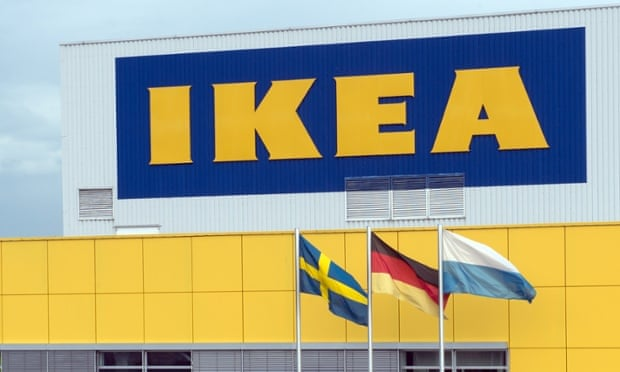 Ikea in Germany.