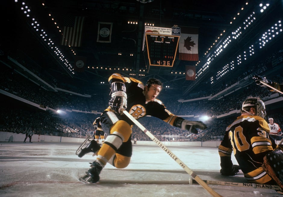 Memory Lane: The NHL – In Pictures