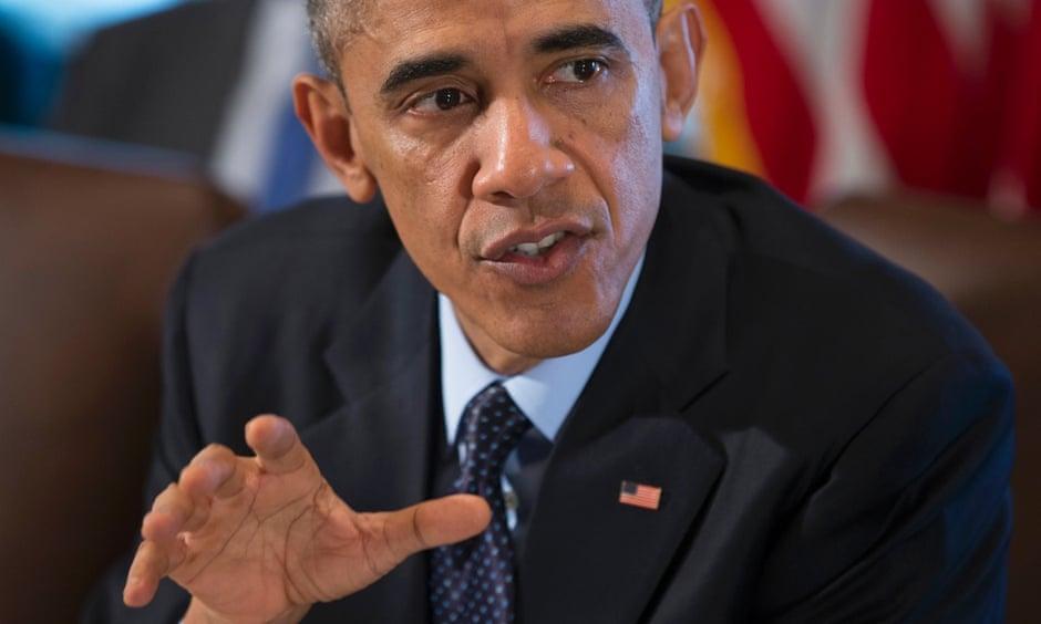 obama hand