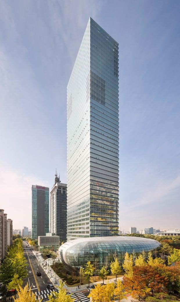 برج FKI، سئول، کره جنوبی