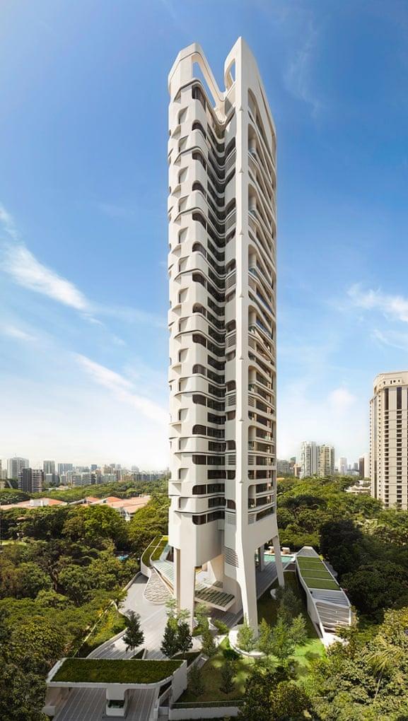 اقامتگاه Ardmore، سنگاپور