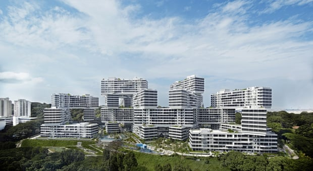 The Interlace، سنگاپور