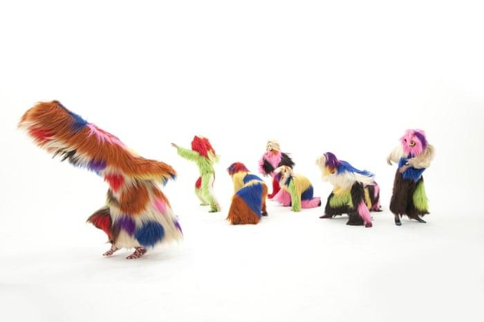 American artist Nick Cave