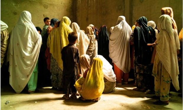 Pakistan women 1