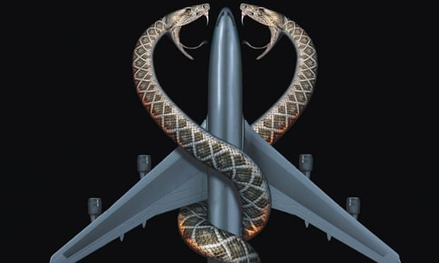 snakes on a plane poster