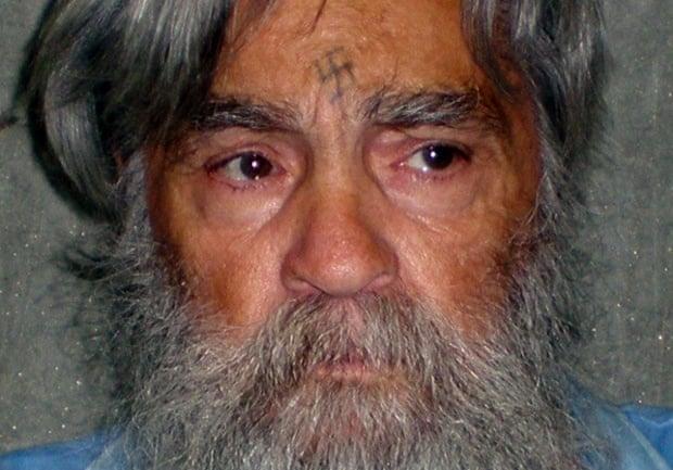 Asesino en serie condenado Charles Manson
