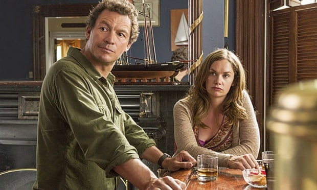 All good flings: Dominic West and Ruth Wilson in The Affair.