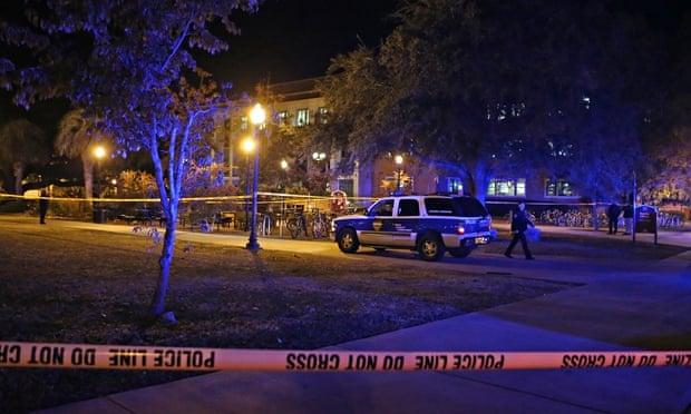 Two shot at Florida State University