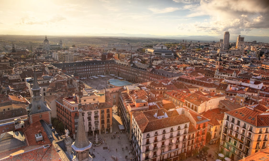 guide madrid dining