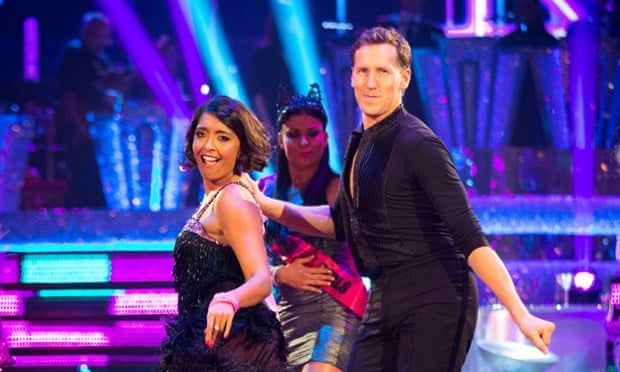 Sunetra and Brendan … can they hang on?